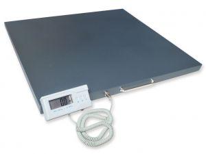 GI-80210 - BILANCIA VETERINARIA - pedana in metallo