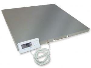 GI-80211 - BILANCIA VETERINARIA - pedana in acciaio inox