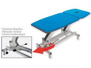 GI-27586 - LETTINO BRUXELLES - idraulico - blu