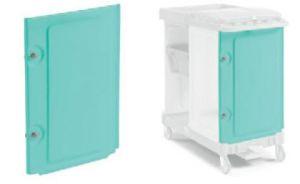 T090771Xe Porta Magic Bcs Portasacco - Verde Bcs