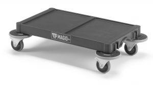 T99070E32 Base Magicart Grande Con Paracolpi - Antracite - R