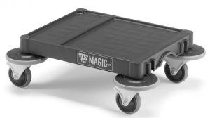 T99080E32 Base Magicart Piccola Con Paracolpi - Antracite -