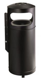 T776001 Portacenere gettacarte antifuoco da esterno