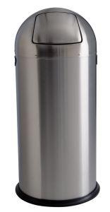 T106032 Gettacarte push acciaio inox satinato 52 litri