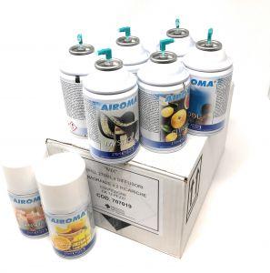 T707019 Ricarica per diffusori di profumo FRAGRANZE MIX (confezione da 12 pezzi)