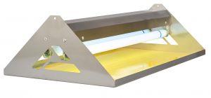 T903082 Sterminatore insetti uso intensivo Insettivor Trap acciaio inox AISI 304 72 W neon