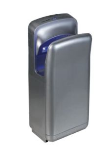 T160012 Asciugamani elettrico BAYAMO Grigio 1900 Watt