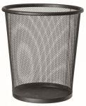 T150531 Perforated paper bin Black steel 13 liters (multiples 20 pcs)