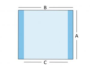GI-23628 - TELO PER INCISIONE 40x50 cm - sterile