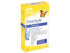 GI-23942 - STRISCE GLUCOSIO ABBOTT FREESTYLE OPTIUM