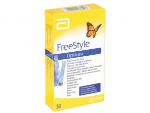 GI-23943 - STRISCE GLUCOSIO ABBOTT FREESTYLE OPTIUM