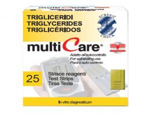 GI-23960 - STRISCE TRIGLICERIDI per MULTICARE