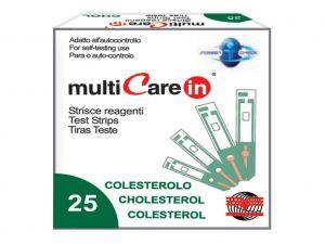 GI-23972 - STRISCE COLESTEROLO per cod. 23965/66/67