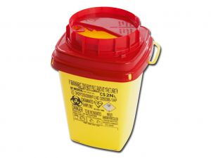 GI-25783 - CONTENITORE RIFIUTI TAGLIENTI LINEA CS - 3 litri
