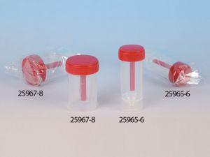 GI-25965 - CONTENITORE FECI 30 ml - camera bianca ISO8