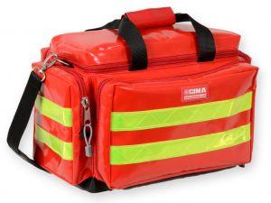 GI-27155 - BORSA SMART PVC - piccola - rossa
