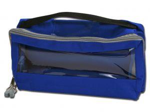 GI-27189 - BORSETTA E3 - imbottita con manico - blu