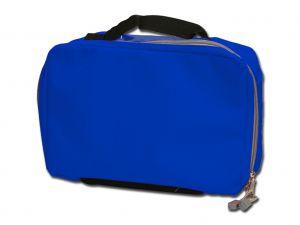 GI-27197 - BORSETTA E5 - con manico - blu
