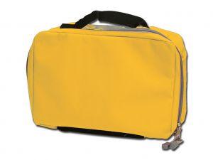 GI-27198 - BORSETTA E5 - con manico - gialla