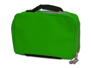 GI-27199 - BORSETTA E5 - con manico - verde