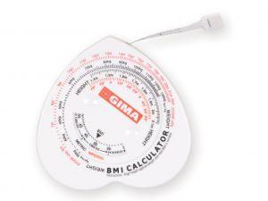 GI-27342 - METRO CON CALCOLATORE Body Mass Index