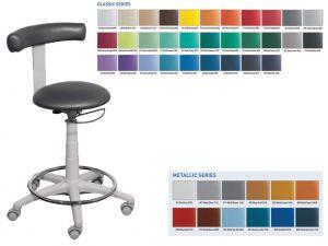 GI-27530 - SGABELLO - colore a richiesta