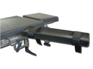 GI-27572 - REGGIBRACCIO REGOLABILE con cuscino e gancio