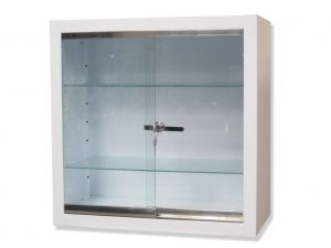 GI-27911 - ARMADIO PENSILE - vetro temperato