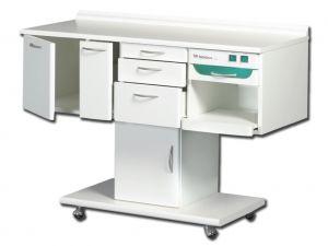 GI-28031 - SERVOMOBILE GAMMA 3 - 108x45xh 77 cm
